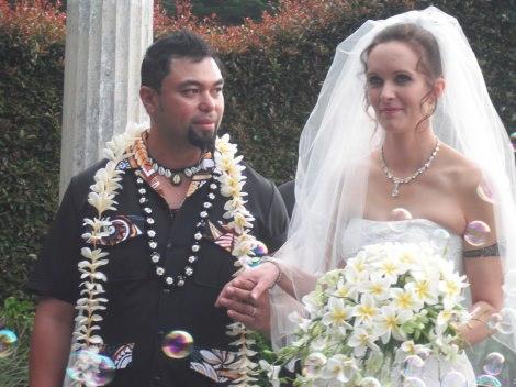 Auckland wedding ceremony